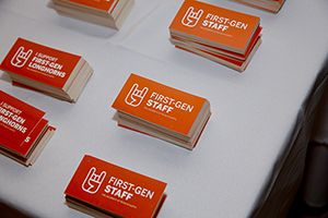 Table of 'First-Gen' stickers