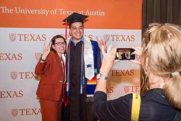 First-Gen Longhorn 2019 Graduation Photos
